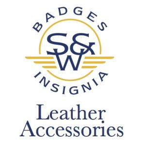 Smith & Warren Badge Leather Cases