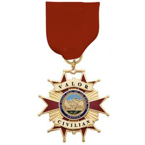 S&W MD114 Medal Of Valor (Civilian)