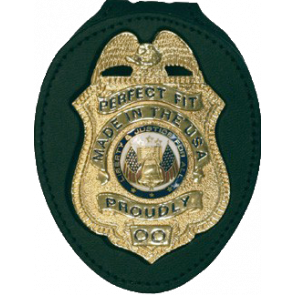 Perfect Fit Recessed Neck Badge Holder