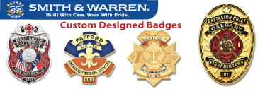 Custom Designed Badges